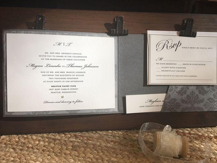 Tmx 1515370904 Eac00dea7fa25545 1515370902 0e9d8696d41af63a 1515370896847 11 A2efc58e76693a974 Marysville wedding invitation