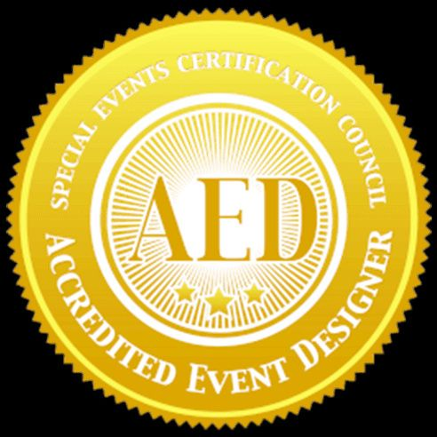 Certified Event Designer