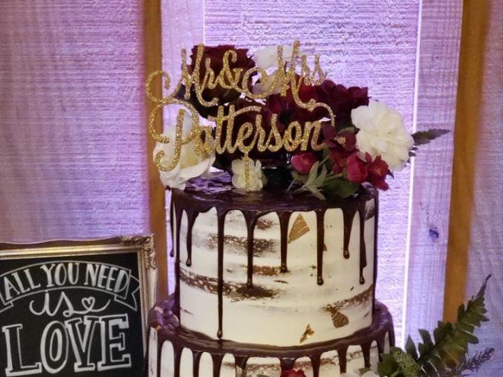Tmx 20201114 154737 51 1916937 160571390774110 Jacksonville, FL wedding cake