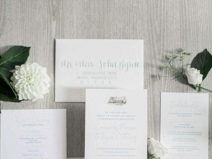 Tmx Byrnecuttinggettingready 1 51 1236937 159717848359818 Northborough, MA wedding invitation
