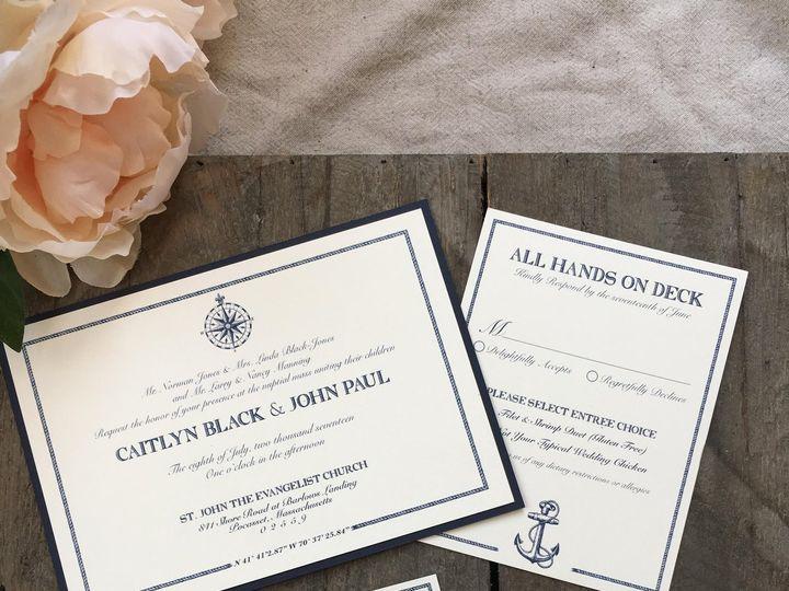 Tmx Img 3230 51 1236937 159717863325594 Northborough, MA wedding invitation