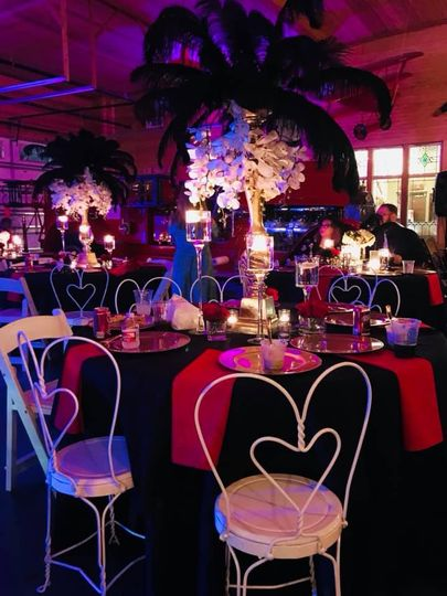 Dramatic Gatsby quince
