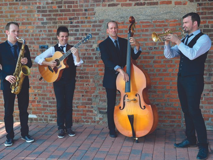 Tmx 1468869112858 Jazzquartet New York wedding band