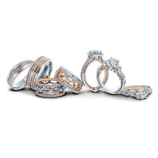 Verragio Engagement Rings & Wedding Bands
