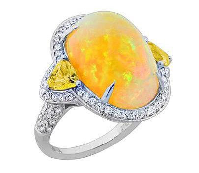 Tmx 1419894838260 9 Opal Piece From Spark Austin wedding jewelry