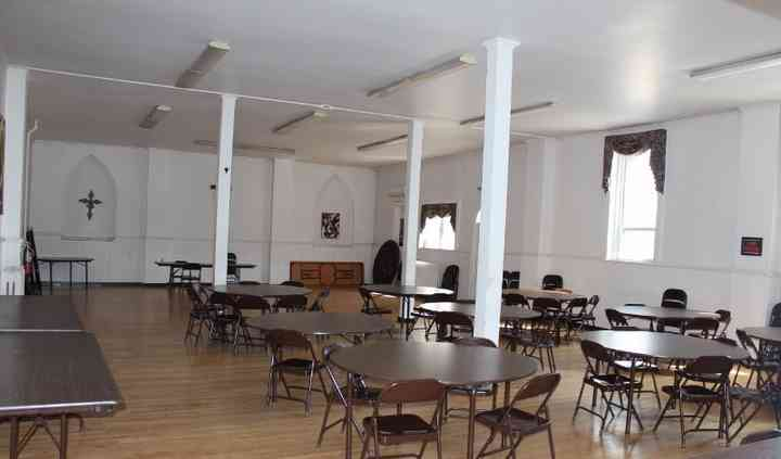 St Elizabeth's Episcopal Church Hall Rental