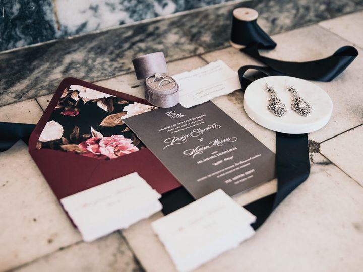 Tmx  Snphotographyllc 5m5a1752 0 Big 2 51 1060047 157628053962268 Plano, TX wedding invitation