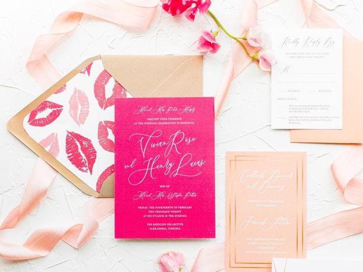 Tmx All The Dainty Details Branding Dc Wedding Photographer Taylor Rose Photography Details Shoot 1 51 1060047 158362107734636 Plano, TX wedding invitation