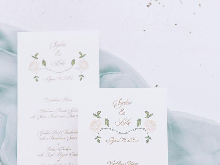 Tmx Anne Of Green Gables The Emerson Dallas Wedding Photographer 11 51 1060047 157628054984337 Plano, TX wedding invitation