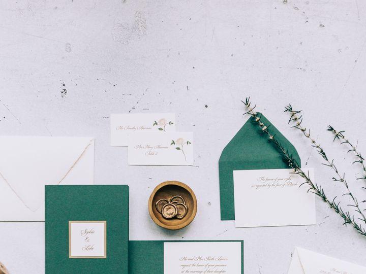 Tmx Anne Of Green Gables The Emerson Dallas Wedding Photographer 24 51 1060047 157628055138267 Plano, TX wedding invitation