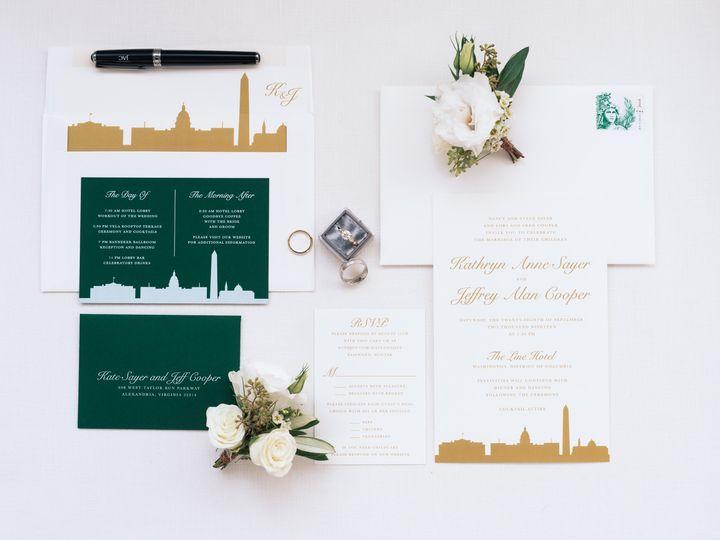 Tmx Katejeffmarried0026 51 1060047 157628058810384 Plano, TX wedding invitation