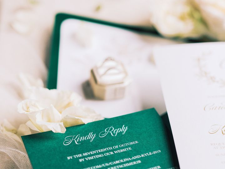 Tmx Preview 9 51 1060047 157628065414066 Plano, TX wedding invitation