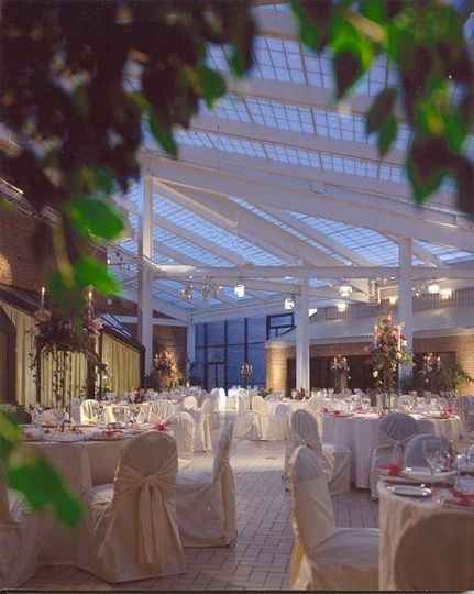 Crowne Plaza Hotel at the Crossing, Warwick RI - Atrium Room