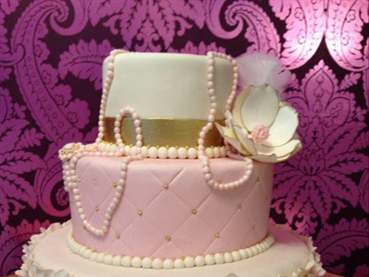 Tmx 1423673373048 22fb6b50 8e47 49d9 9407 7c5bcb653688 Mullica Hill wedding cake
