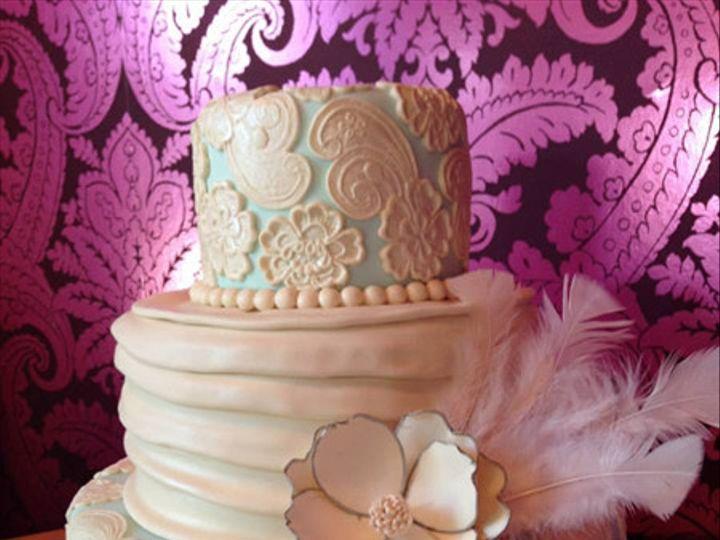Tmx 1423673376891 72b85c13 53e7 44cf 8a70 64da43b9162f Mullica Hill wedding cake