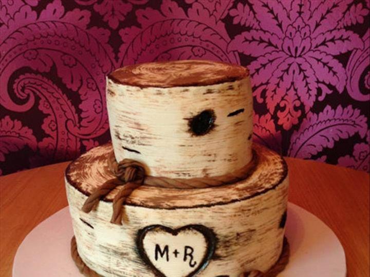 Tmx 1423673395781 C50ab53c Be43 406a B3a4 8e50a3e41dfe Mullica Hill wedding cake