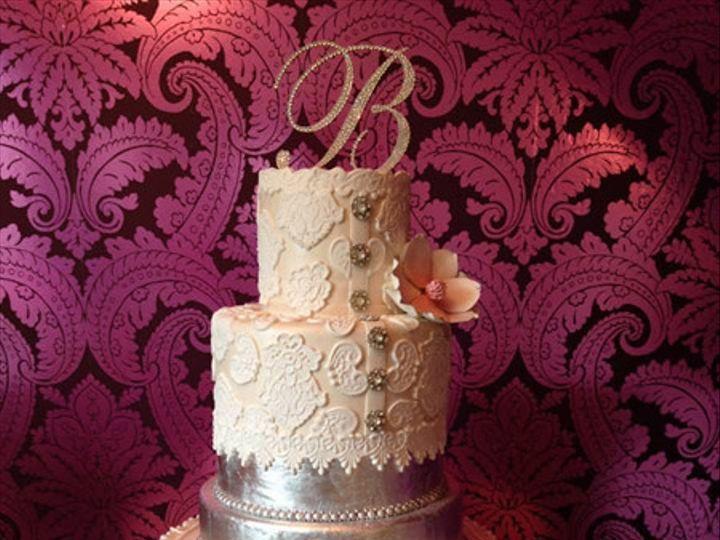 Tmx 1423673404213 F99abf7b 4b89 4ecd 832d 81c1fea654c9 Mullica Hill wedding cake