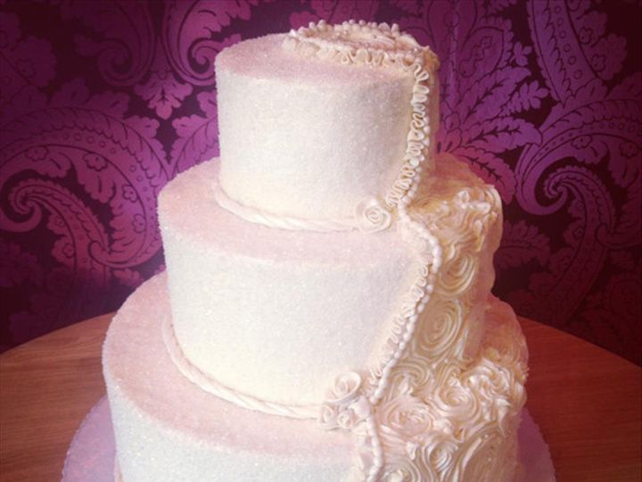Tmx 1423675665461 A3ce14b4 1002 4625 Bd9e 5b4735e65a36 Mullica Hill wedding cake