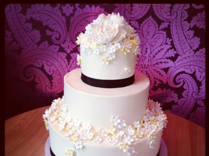 Tmx 1423675709449 D636c81a 9309 41be 8133 60483556fbe2 Mullica Hill wedding cake