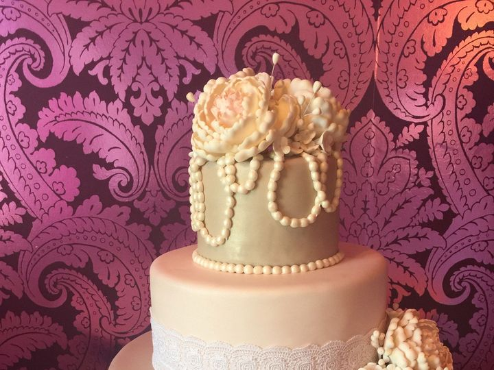 Tmx 1498064344427 Img0155 Mullica Hill wedding cake