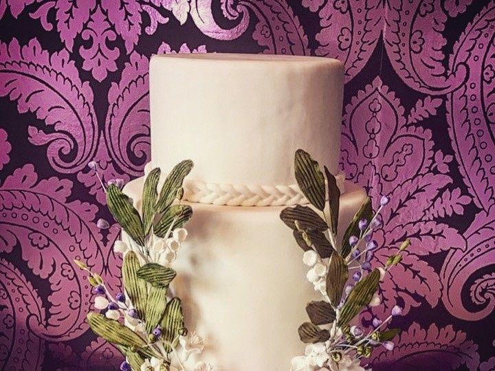 Tmx 1498064421393 Img1157 Mullica Hill wedding cake