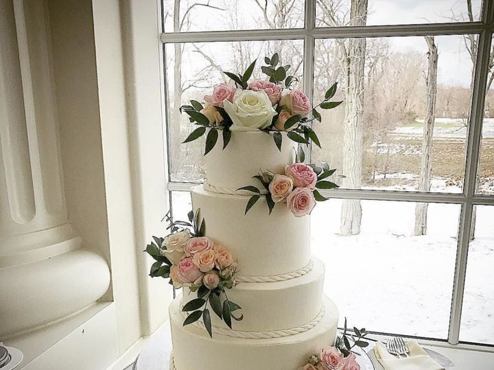 Tmx 1498064552227 Fullsizeoutput1bf1 Mullica Hill wedding cake