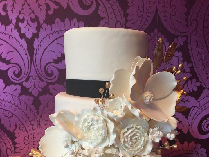 Tmx 1498064794469 Img1568 Mullica Hill wedding cake