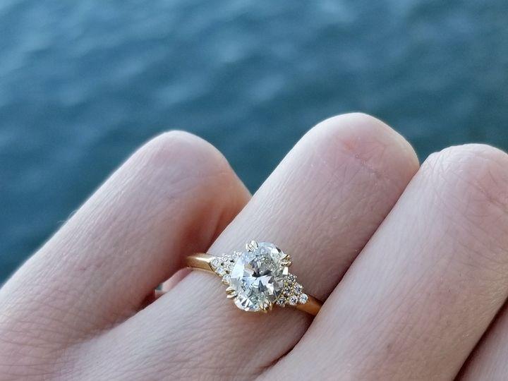 Tmx Oval Diamond 51 1891047 1573073252 Portland, OR wedding jewelry
