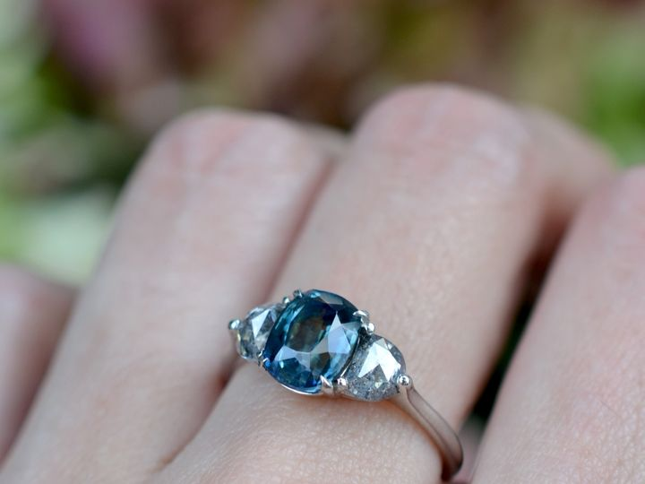 Tmx Sapphire And Salt And Pepper1 51 1891047 1573073252 Portland, OR wedding jewelry