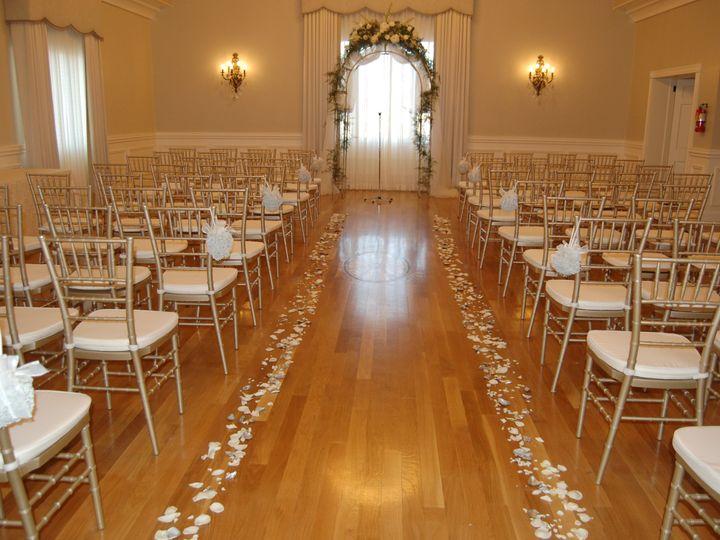Tmx Indoor Ceremony 51 2047 V2 Wilmington, DE wedding venue