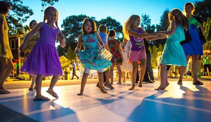 Dance floor | MaxHaynes