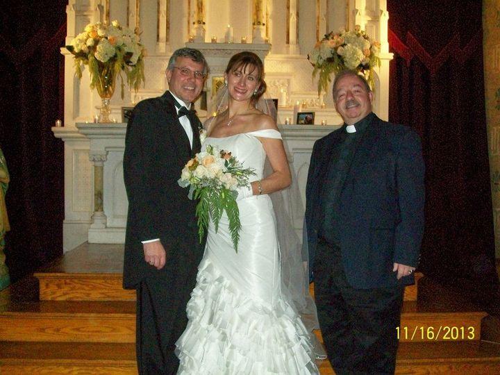 Tmx 1427334820808 Background Wedding Photo Rochester, NY wedding officiant