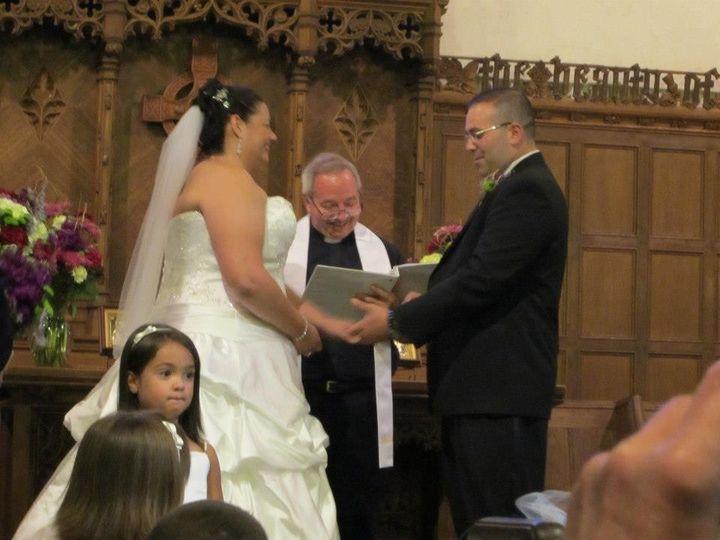 Tmx 1427334850571 Lillians Wedding Rochester, NY wedding officiant