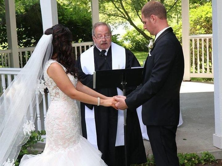 Tmx 1514963750139 Mr  Mrs Howell Rochester, NY wedding officiant