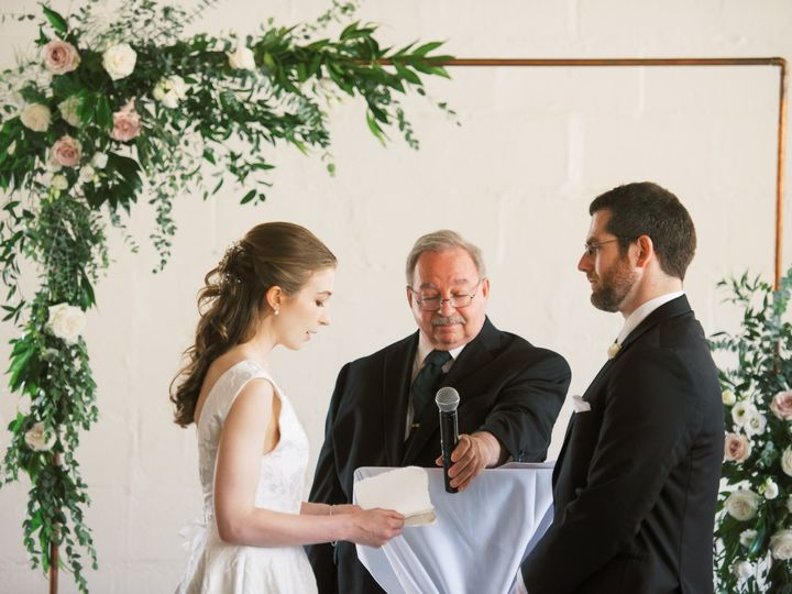 Tmx Kelli And Dans Ceremony 51 752047 1565552590 Rochester, NY wedding officiant