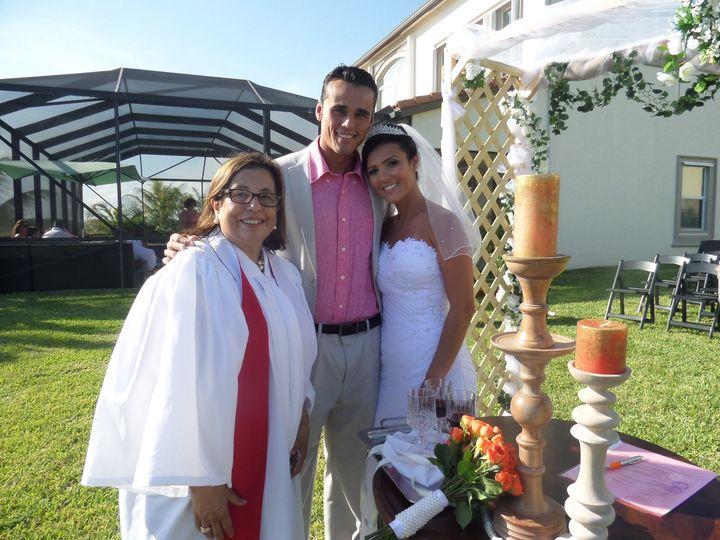 Tmx 1396894018865 2014 Apr Atila  Elian West Palm Beach, Florida wedding officiant