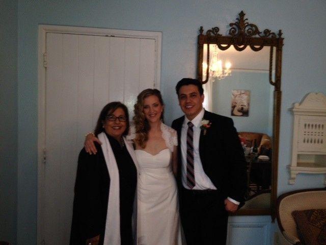 Tmx 1396894149571 2013 Laura  Carlos   West Palm Beach, Florida wedding officiant