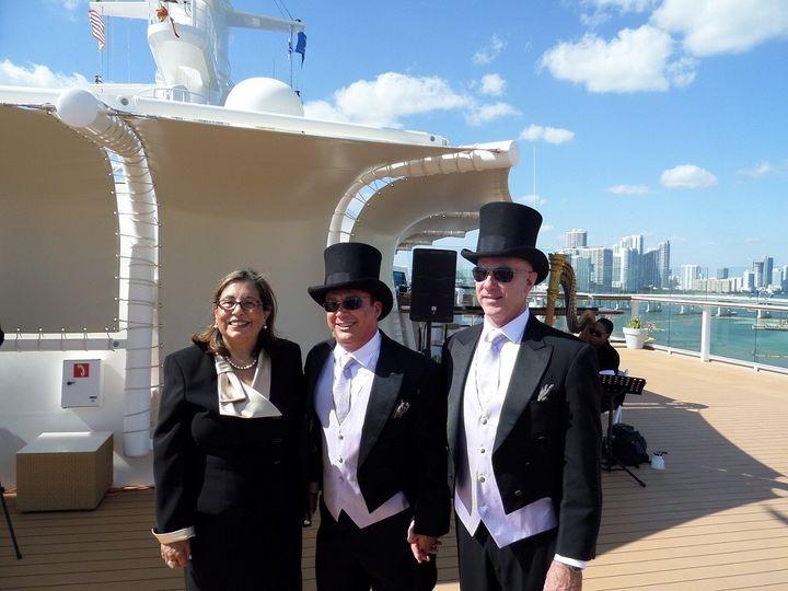 Tmx 1422842670640 2014 Nov Marcosgreg4 West Palm Beach, Florida wedding officiant