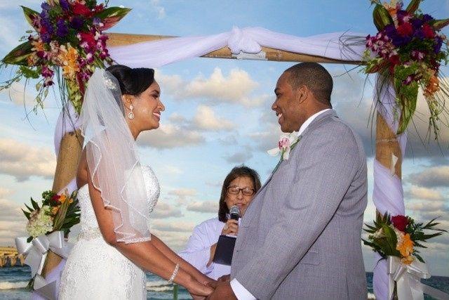 Tmx 1430164428118 2015 Jan Marisarobert West Palm Beach, Florida wedding officiant