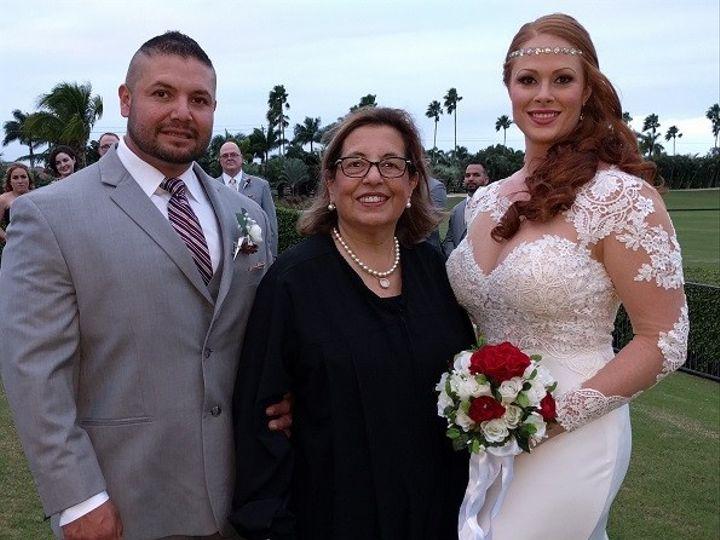 Tmx 1455676707379 2015 Dec Amysam West Palm Beach, Florida wedding officiant
