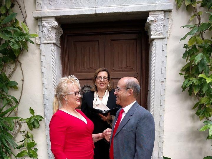 Tmx 1492270263746 2016 Feb Lindacarlos West Palm Beach, Florida wedding officiant