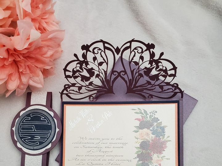 Tmx 20200613 155702 51 1973047 159284780131833 Barstow, CA wedding invitation