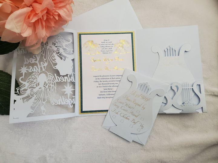 Tmx 20201214 123056 51 1973047 160799000672573 Barstow, CA wedding invitation