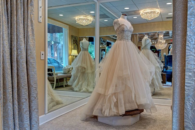 something new bridal boutique interior bride dre