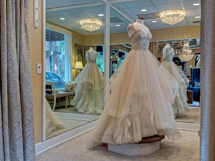 Tmx 1448336353009 Something New Bridal Boutique   Interior Bride Dre Winter Park wedding dress
