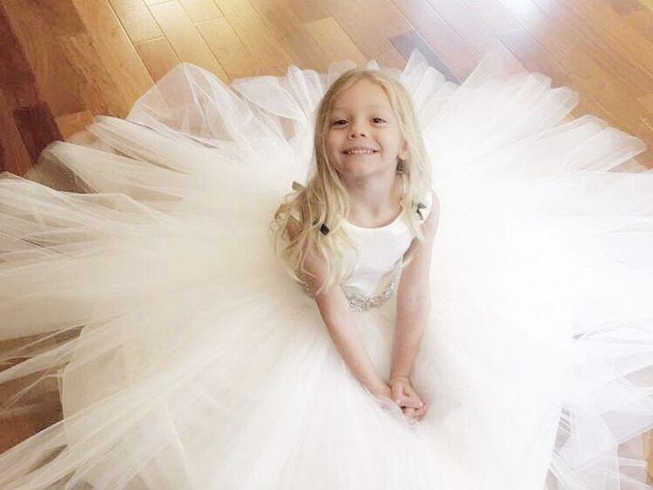 Tmx 1514276940750 Flowergirls Winter Park wedding dress