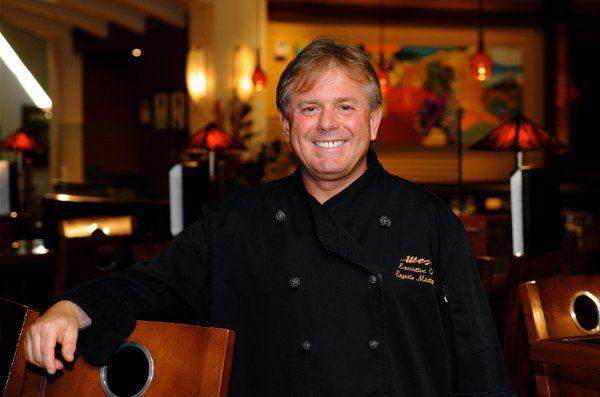 Chef Eugenio Martignago