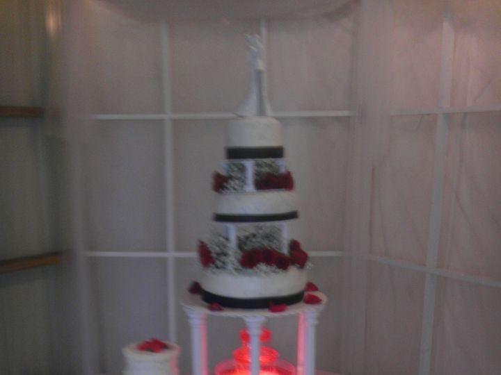 Tmx 1390159223275 2012 12 12 14.37.1 Jacksonville, FL wedding cake