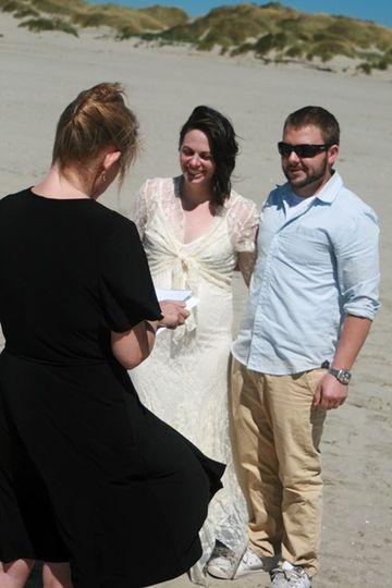 south beach wedding newport