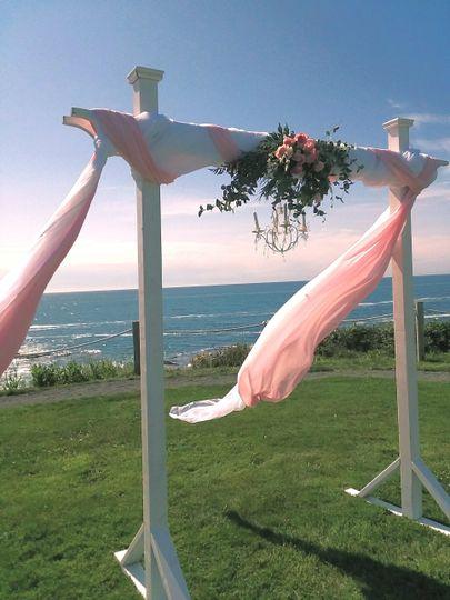 Worldmark Depoe Bay wedding